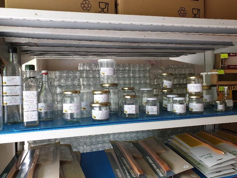 conserver le miel à La Réunion (974) | Faustin Apiculture